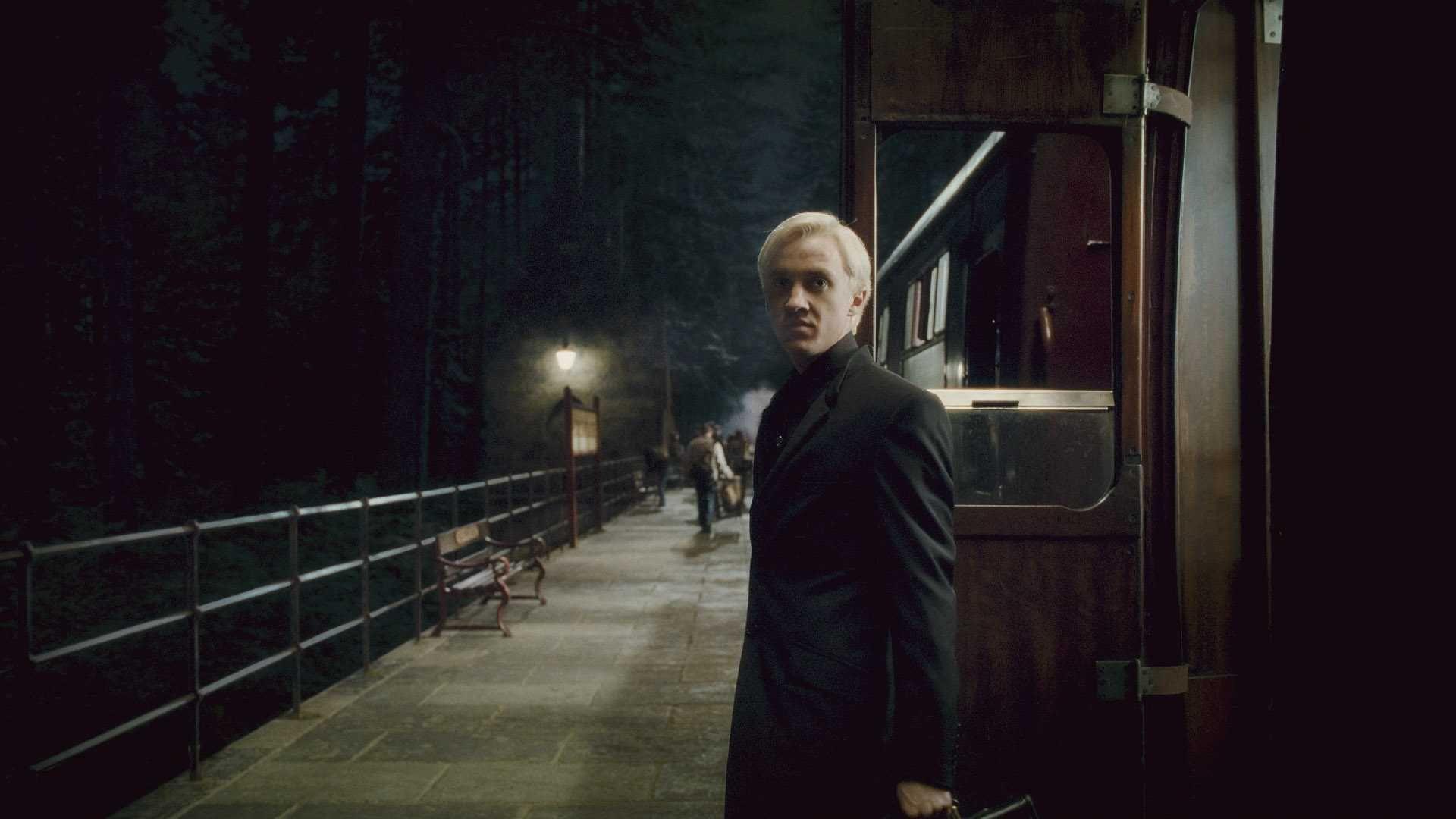Draco Malfoy Draco Malfoy Draco Malfoy