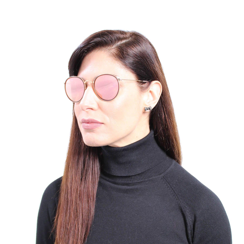 9677fda68 RBAN ROUND RB3517-001-Z2 51 - Oticas Diniz Óculos De Sol Para Mulheres
