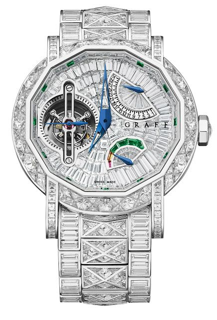 graff jewelry | Jewelry News Network: Graff Luxury Watches At Basel