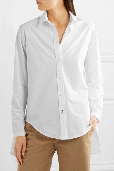 Joseph - Thomas Cotton-poplin Shirt - White - FR42