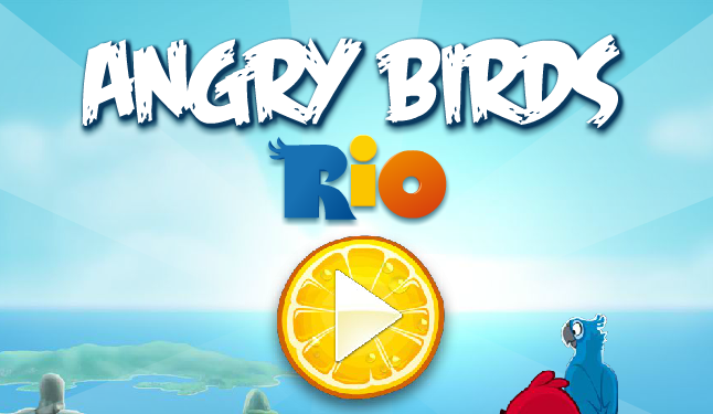 games play birds online rio free angry