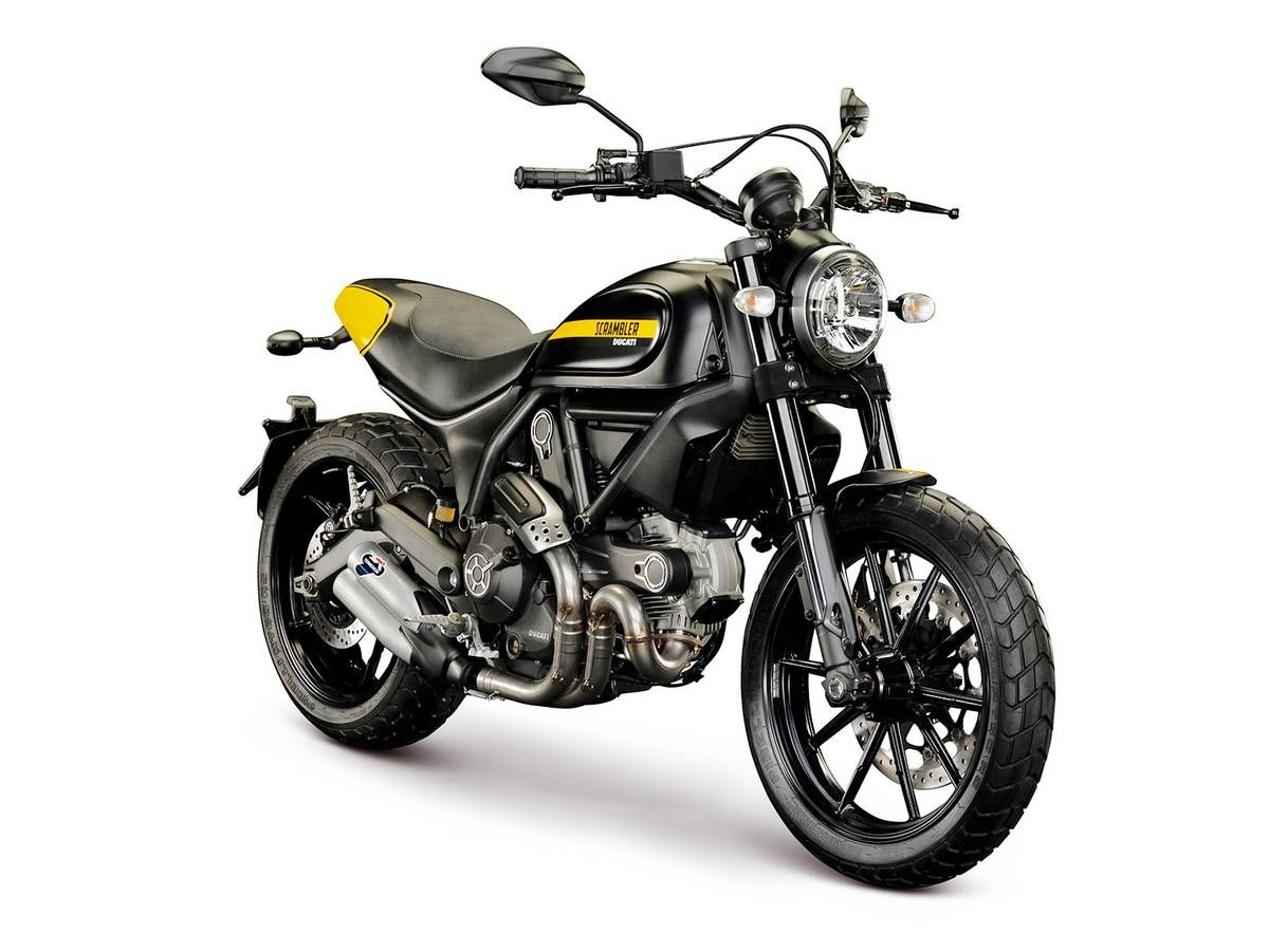 Ducati — Scrambler 800 Full Throttle ABS