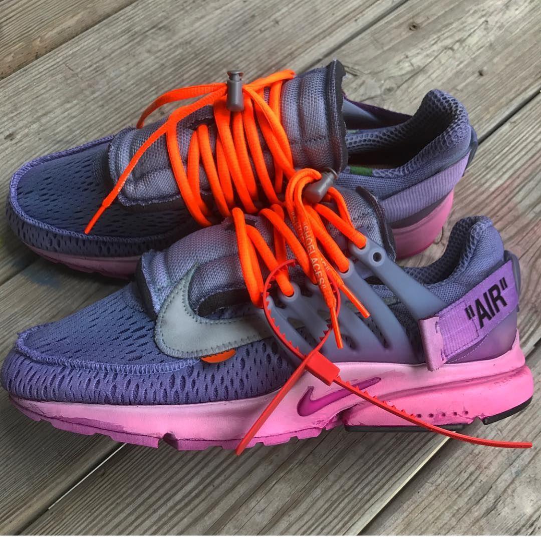 """1c9b351a11359 Off-White™ on Instagram: """"Off-White™ c/o @Nike """"Presto"""" @bahb.o ..."""