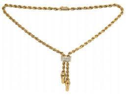3a46175f35b5 Resultado de imagen para gargantillas de oro para mujer