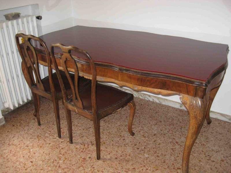Sedie Stile Chippendale : Tavolo stile chippendale arredamento sala chair