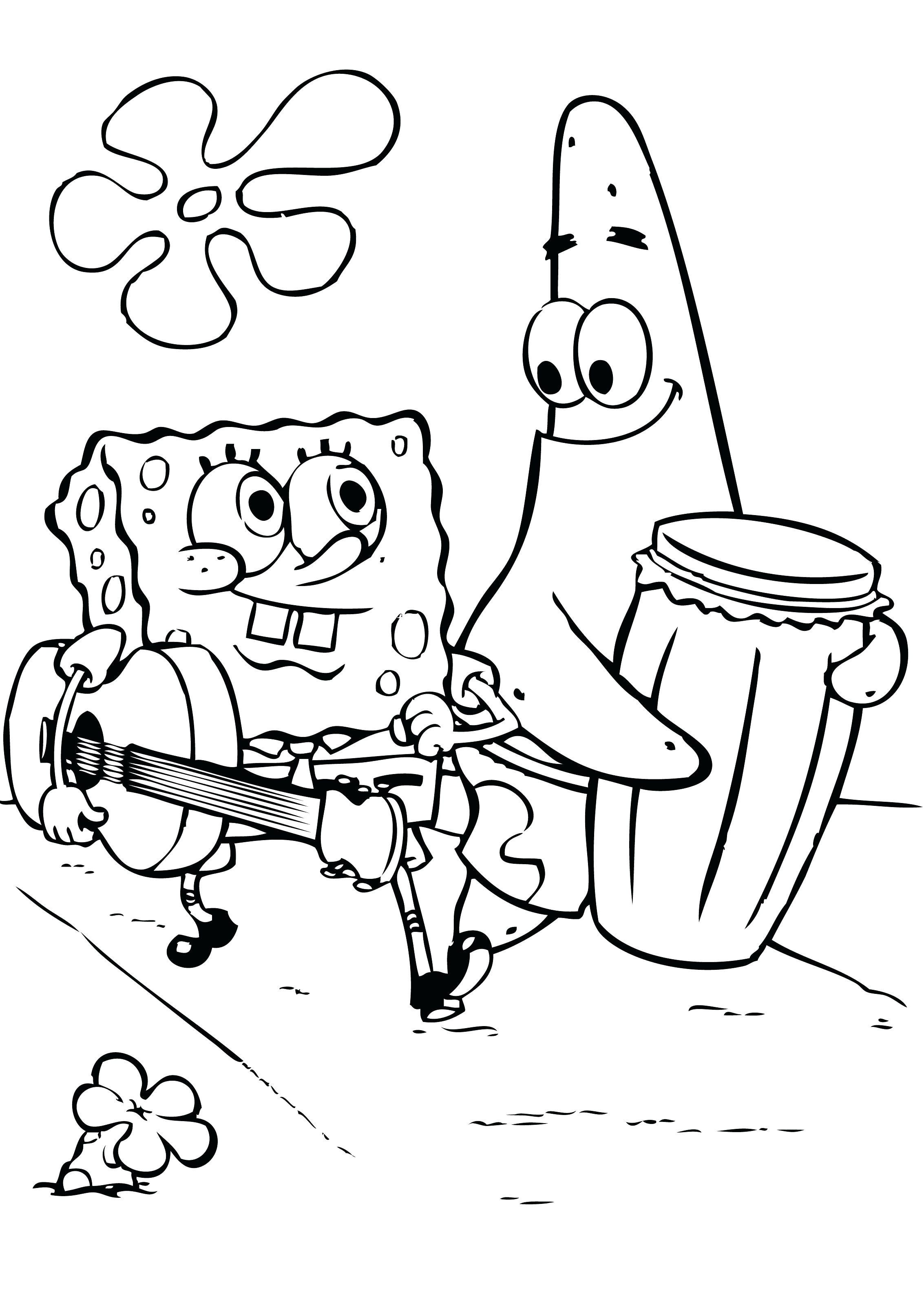 68 Beautiful Images Of Nickelodeon Coloring Pages Check More At Https Www Mercerepc Com Nicke Disney Coloring Pages Spongebob Coloring Cartoon Coloring Pages