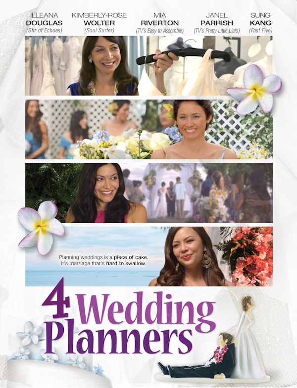 Movie Review 4 WEDDING PLANNERS Available on DVD