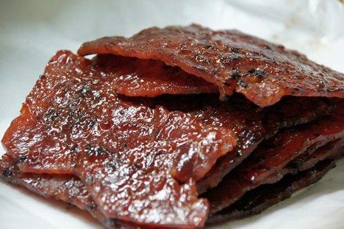 Vegan Jerky With Oatmeal In 2019 Jerky Recipes Vegan Recipes Vegan Jerky