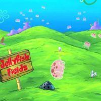 Jellyfish Fields Multiplikaciya Disneya Gubka Bob Zhizn
