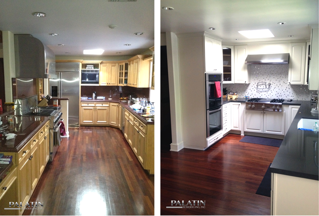 Remodeling A Small Kitchen Before And After kitchen remodeling ideas before and after. our gallery of projects