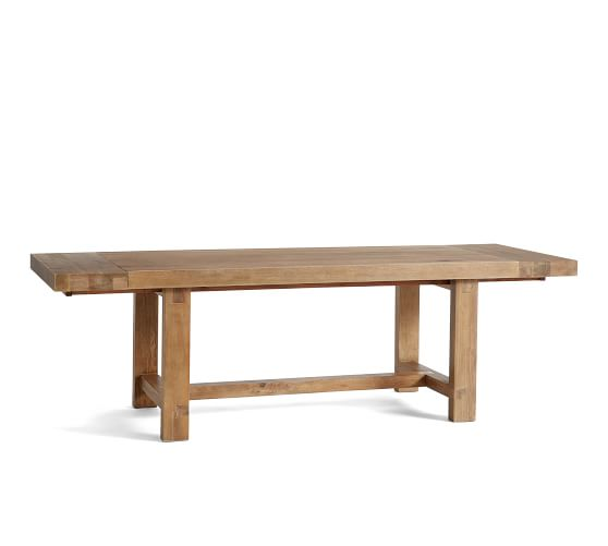 Reed Extending Dining Table Reclaimed Wood Dining Table Extendable Dining Table Barnwood Dining Table