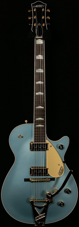 Masterbuilt G6128CS 1957 Duo Jet NOS   Gretsch   Wildwood Guitars
