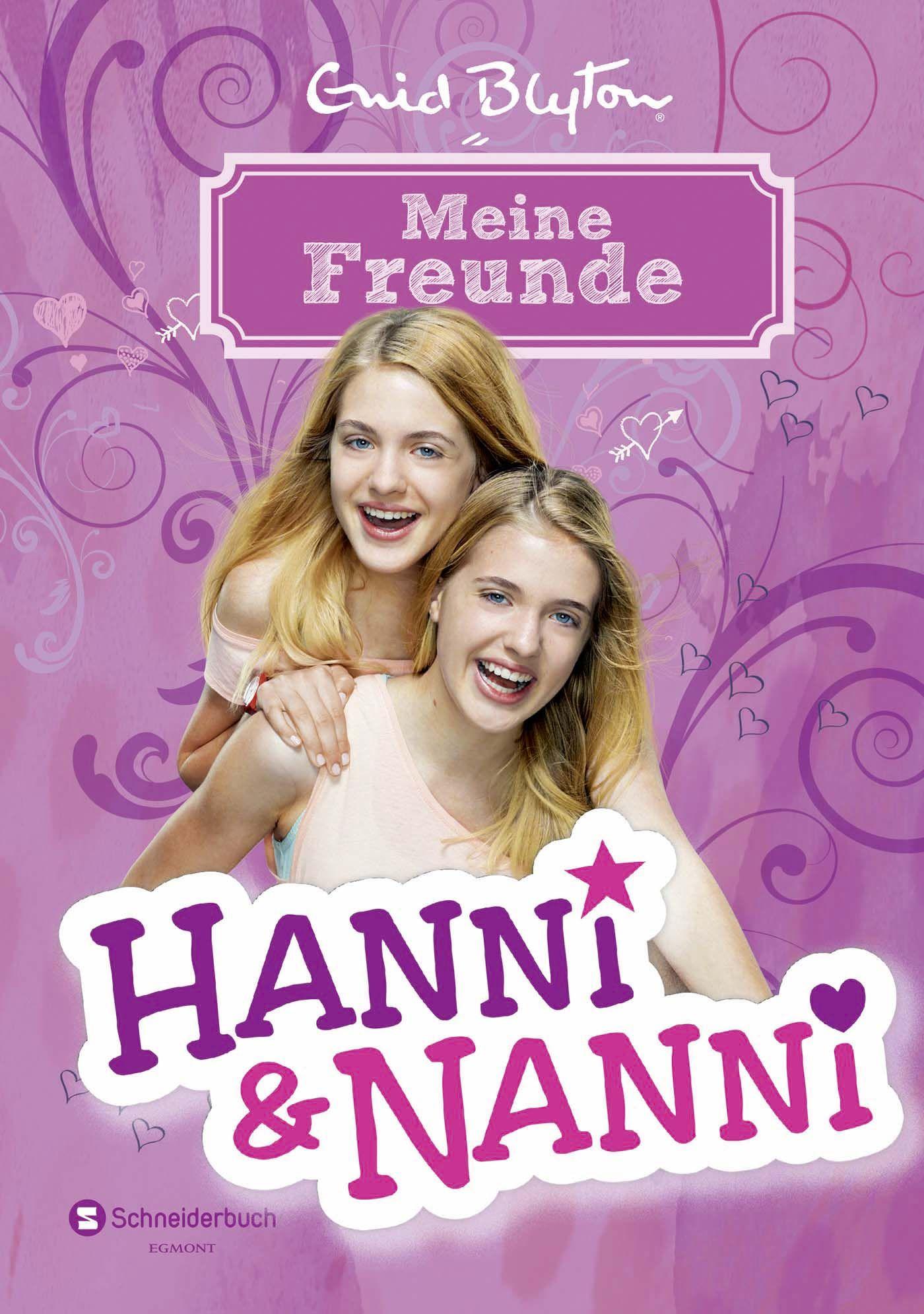 Hanni Und Nanni Alle Abenteuer Gesamtausgabe Von Enid Blyton