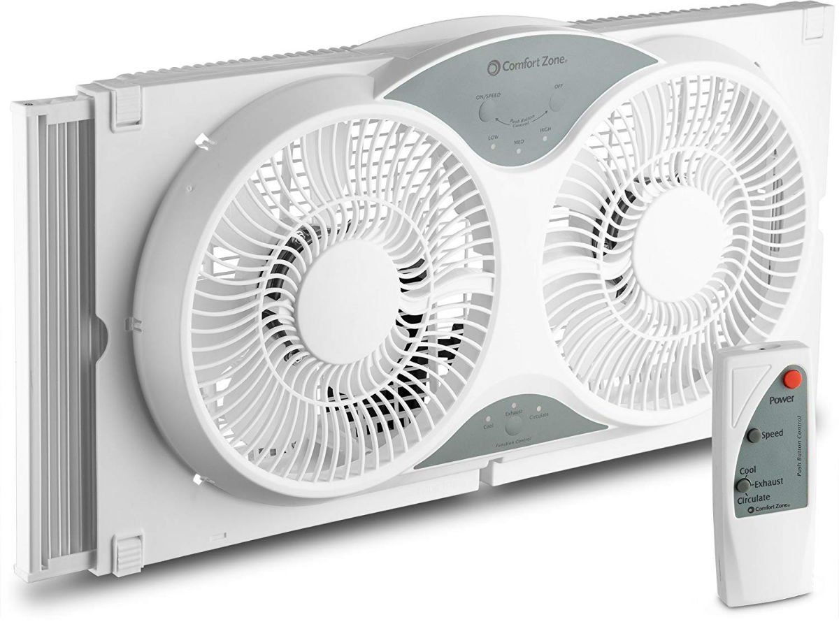 The Best Window Fans According To The Folks Who Use Them Window