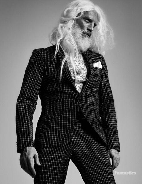 Paul Mason - Beard Model