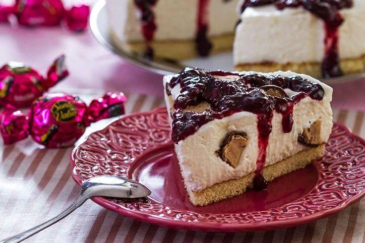Receita de Cheesecake do amor - Tasty Demais