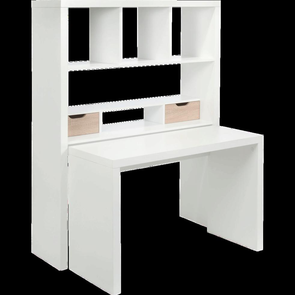 Bureau Modulable Blanc Avec Etageres Et Tiroirs Twisty Bureau Modulable Mobilier De Salon Meuble Bureau