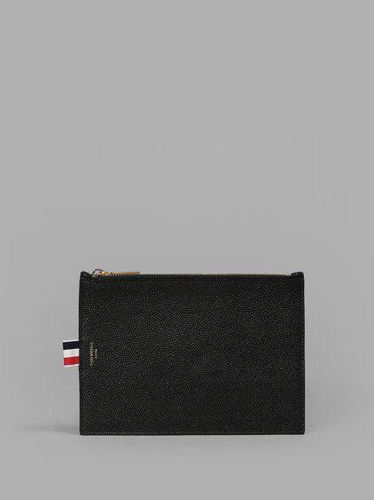large coin purse - Black Thom Browne FbrCsq5qz