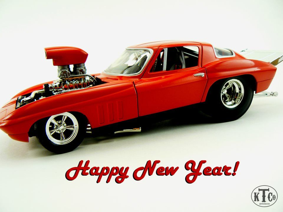 Pro Street Corvette Happy New Year From Kentucky Trading Co Www