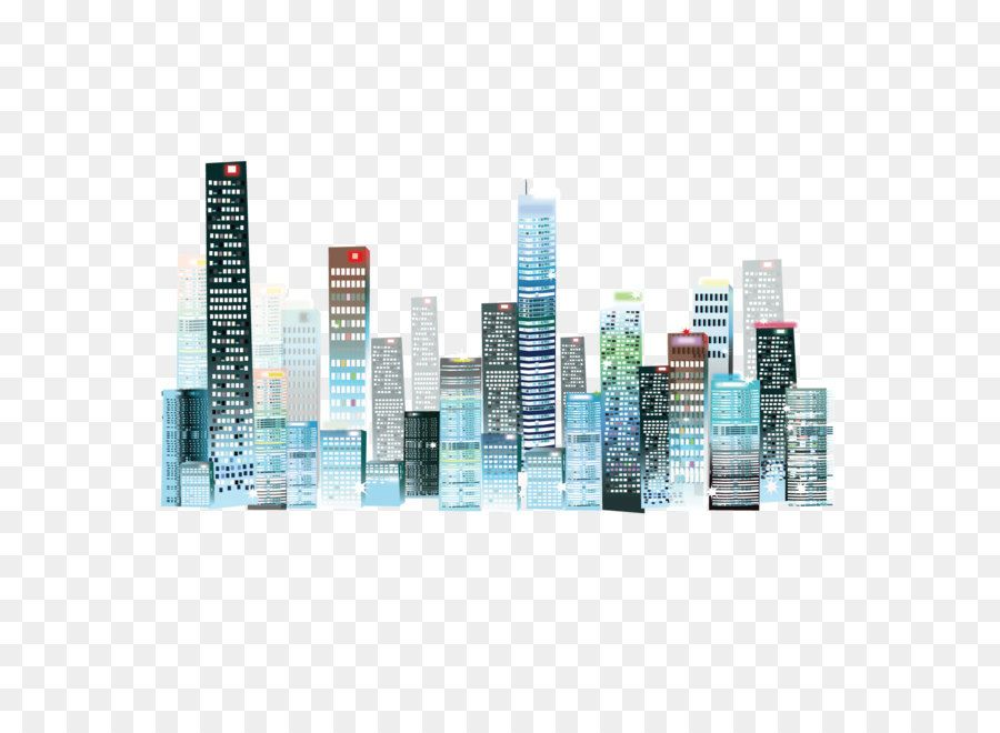 Vector High Rise Painted Buildings Urban Night Sky Png Is About Is About Building City Metropolis Pattern Product Vector High Rise Painted Buildings Ur