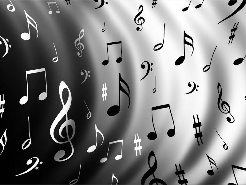 Music Symbols Wallpaper Bedwalls