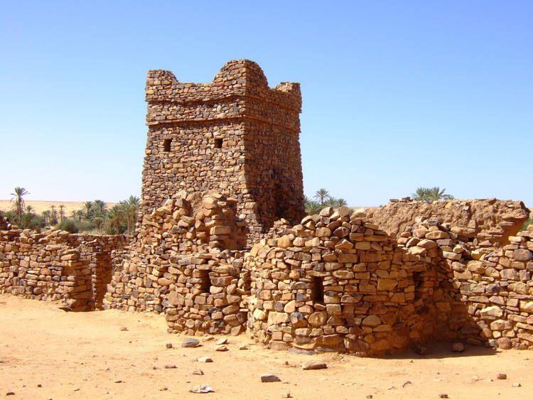 Ancient Ksour Of Ouadane Chinguetti Tichitt And Oualata