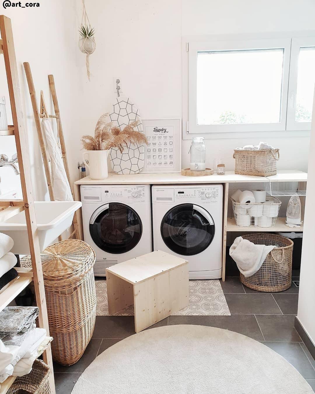 21 Badezimmer Regal Ideen Badezimmer Regal Waschraumgestaltung Waschküchendesign