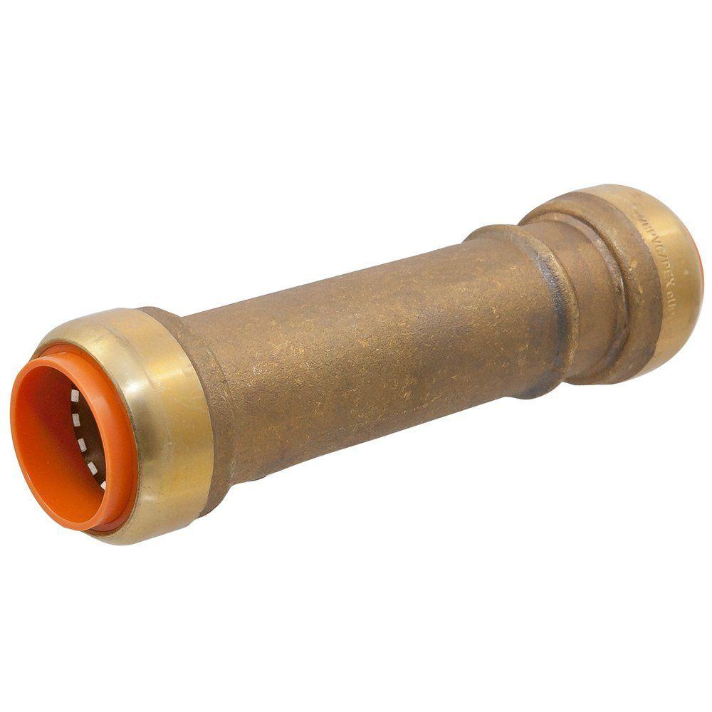 Nibco Push P701 1 2 Repair Coupling Brass Connection Type Push X Push Ad Repair Affiliate Nibco Push Coupling Repair