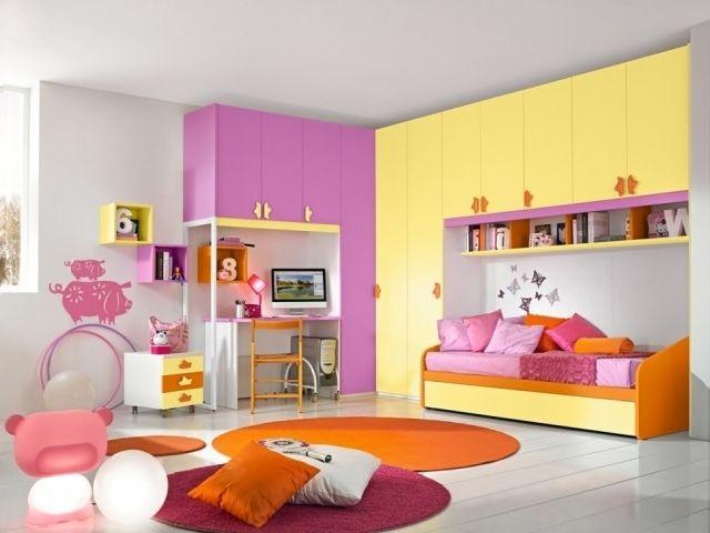 Ameublement chambre ado en 95 idées pour filles et garçons