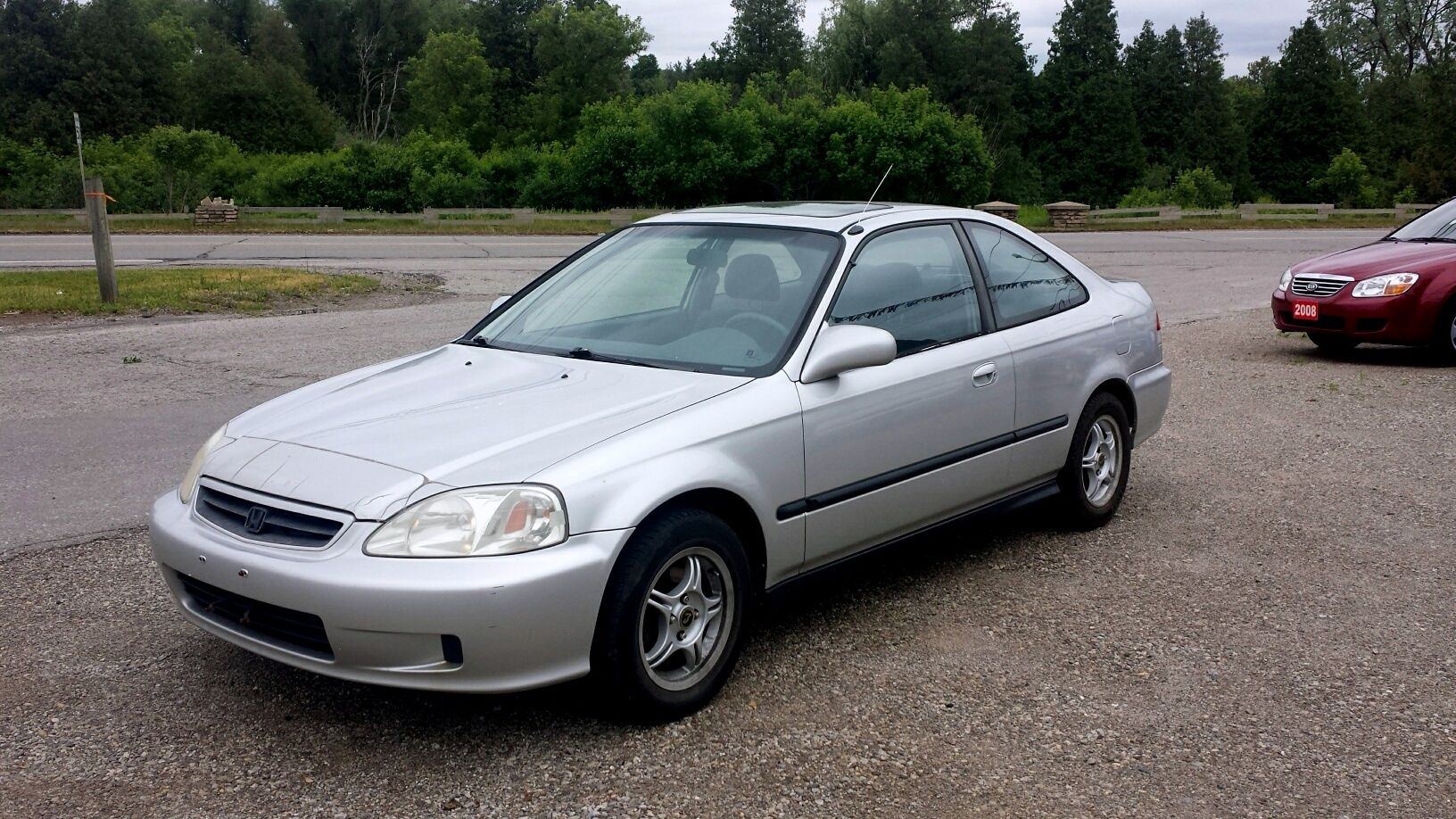 Honda civic si 2000 for sale
