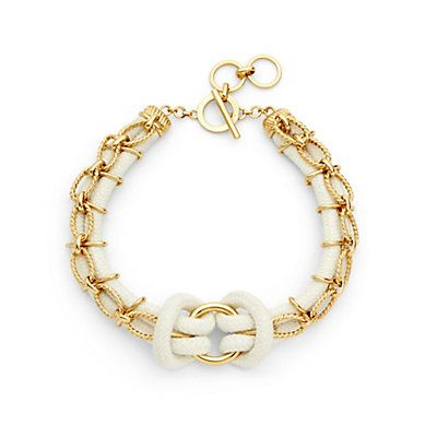 Chain And Rope Necklace