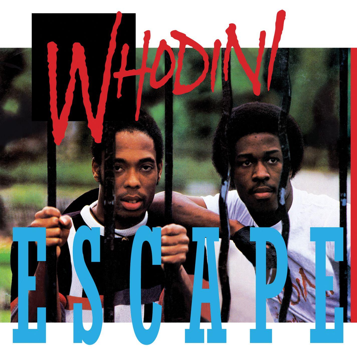 Whodini: 'Escape' (1984)  Much more than 'Five Minutes Of