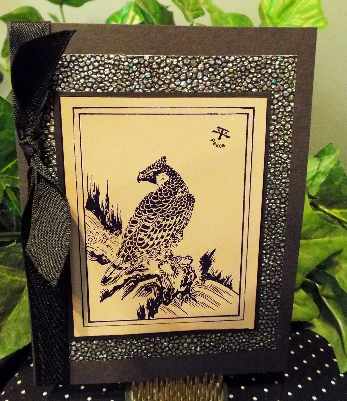 Maxam Made: Oriental Stamp Arts Yahoo Group (Ginny Maxam Card Album)