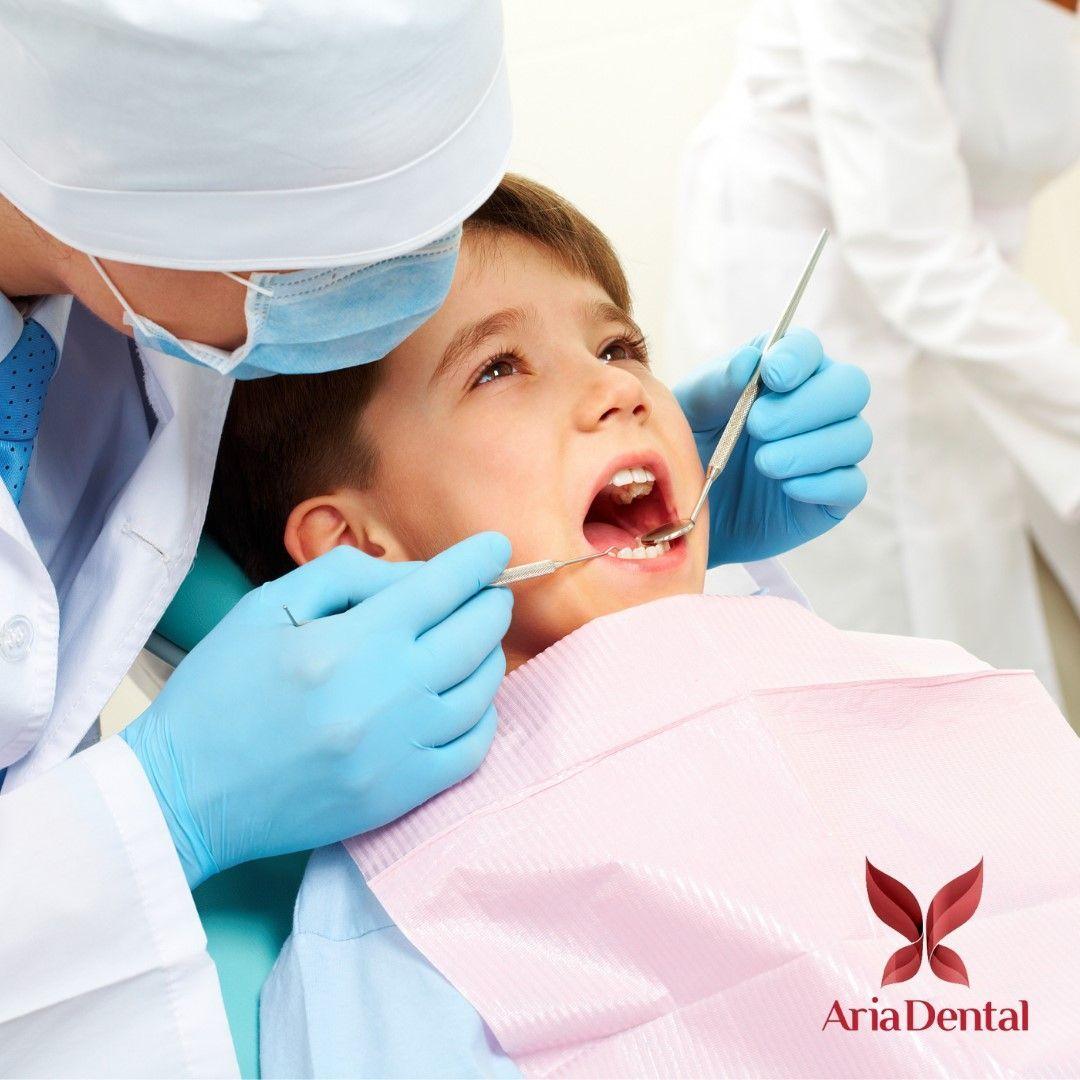 La Mission Viejo, orthodontiste, discute du traitement précoce des enfants    - Aria Dental C... #dentalcare