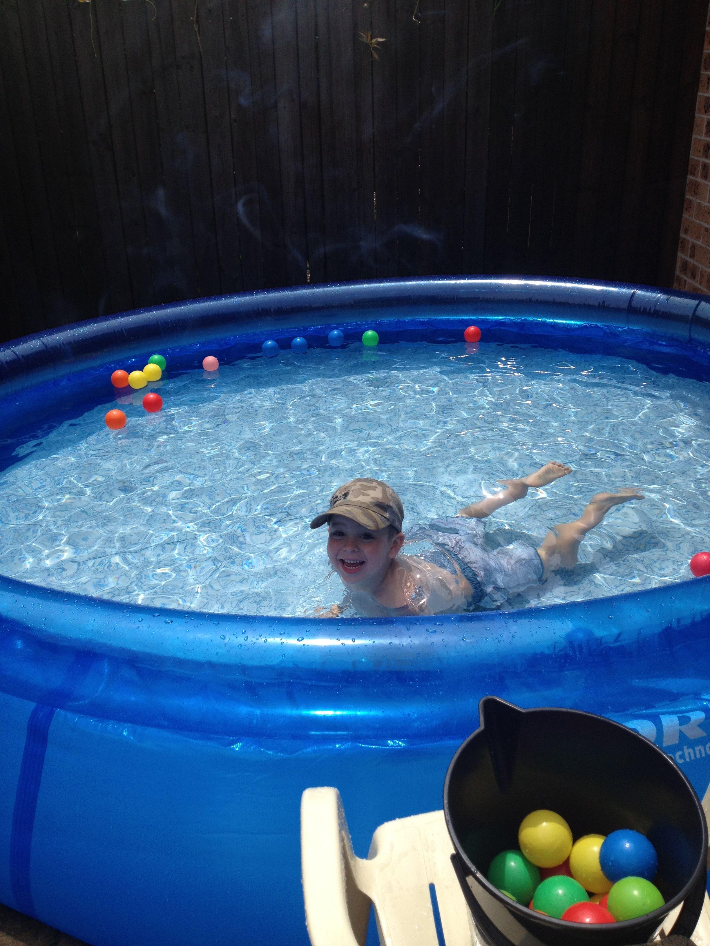 Pin By Dana Rafferty On Photos Blow Up Pool Beautiful Pools Pool