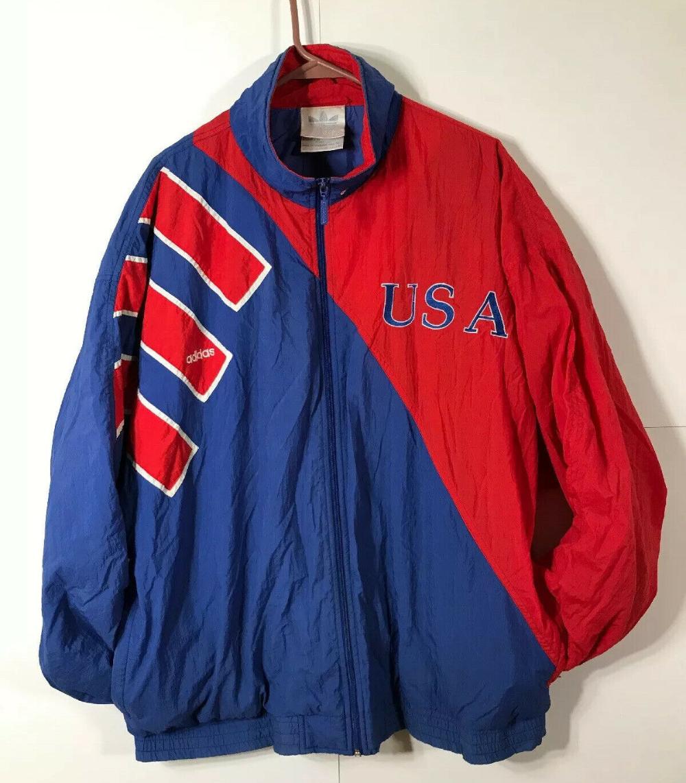 adidas usa jacket