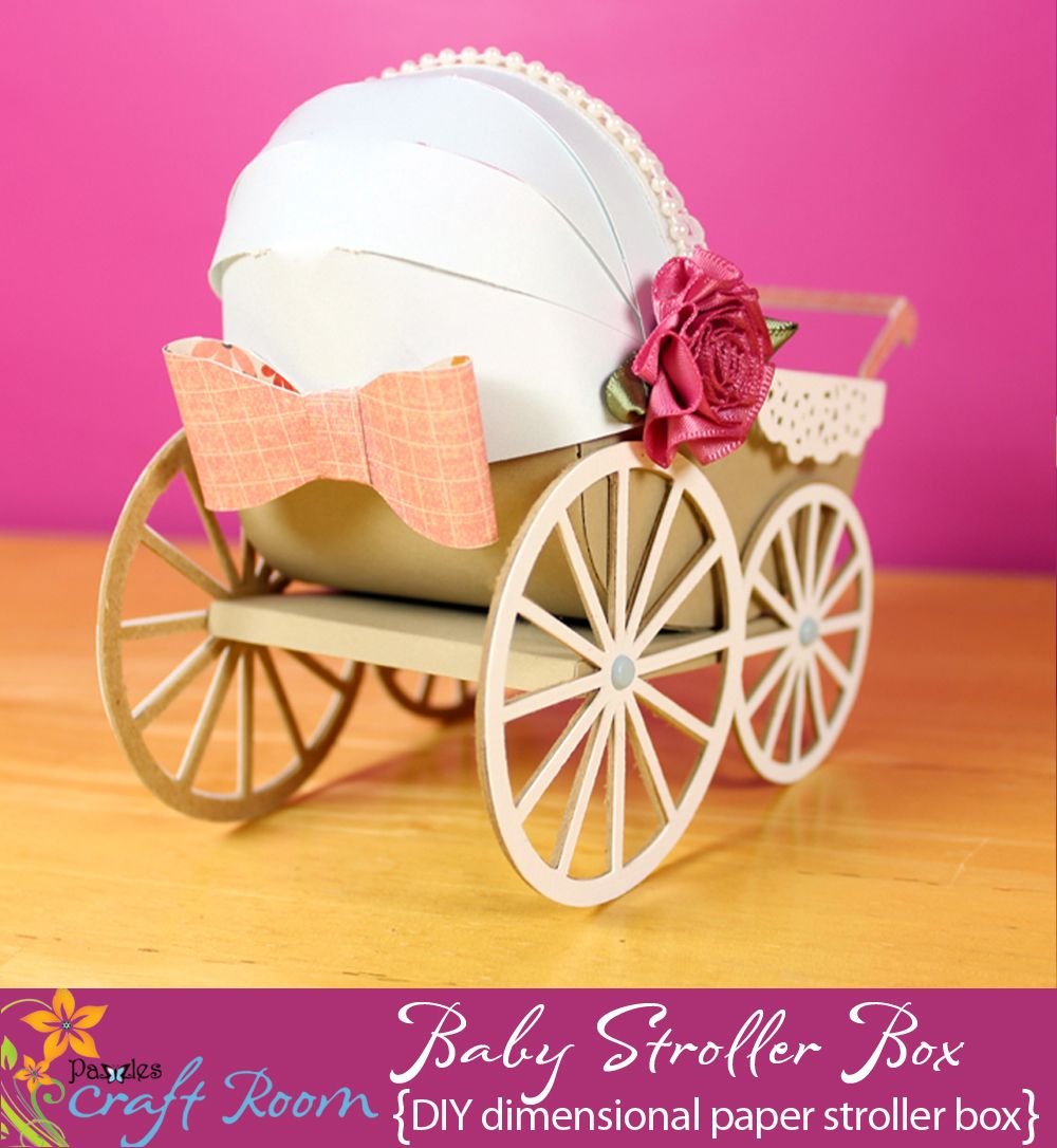Baby Stroller Box Stroller, Craft room