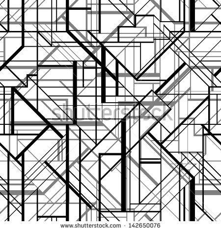 art deco geometric pattern 1920 s style stock vector art rh pinterest com art deco patterns vector free art deco patterns vector free