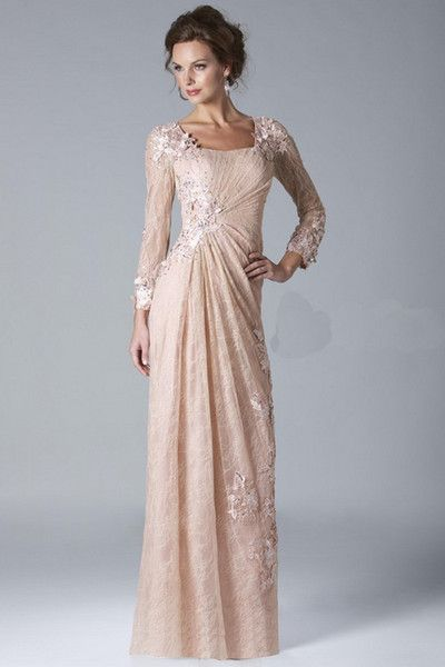 2015 New Collection Mother of the Bride Dresses Hollow Back