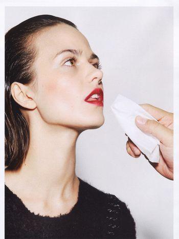 Marta Dyks by Roman Geobel for Harper's Bazaar Germany September 2014 3