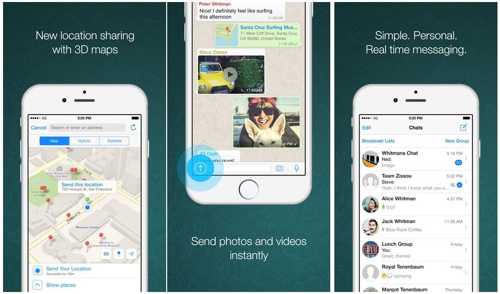 How to hide whatsapp profile picture on iphone messages