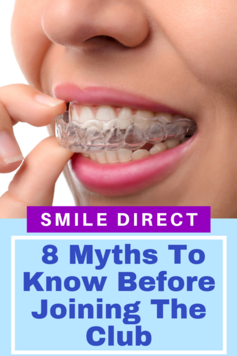 Different Types Of Smile Direct Club Clear Aligners