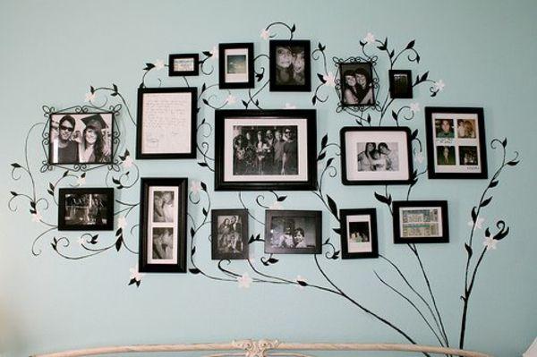 Wandgestaltung Bilder ideen stilvolle und schöne ideen für einen neuen look