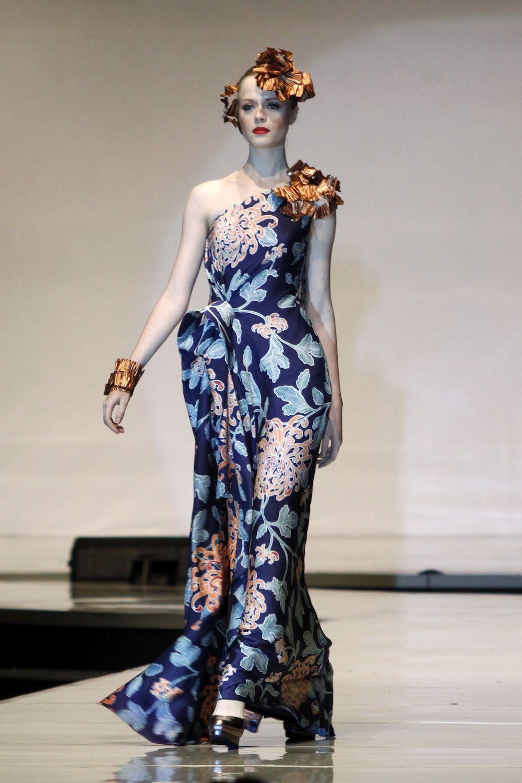 The Best Batik Dress Designers Indonesia  f997b0c262