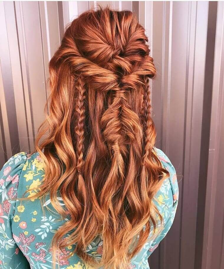 Best Bohemian Hairstyles Ideas My New Hair Best Bohemian Hairstyles Ideas Think Sentimental And Hair Styles Bohemian Hairstyles Medium Length Hair Styles