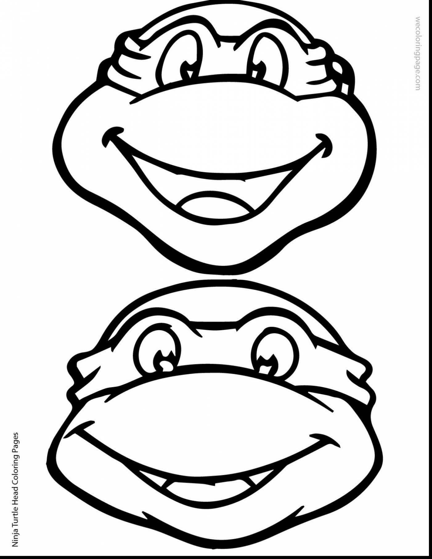 Michelangelo Ninja Turtle Coloring Page Youngandtae Com Ninja Turtle Coloring Pages Turtle Coloring Pages Ninja Turtle Mask
