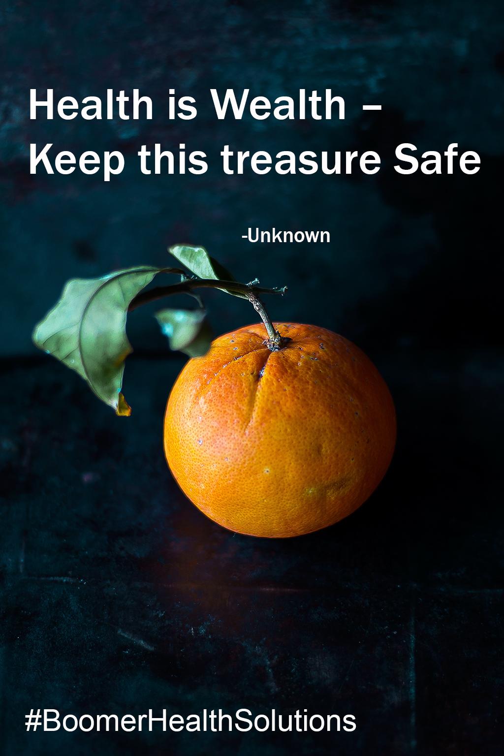 Health is Wealth Keep this treasure Safe. Hidradenitis
