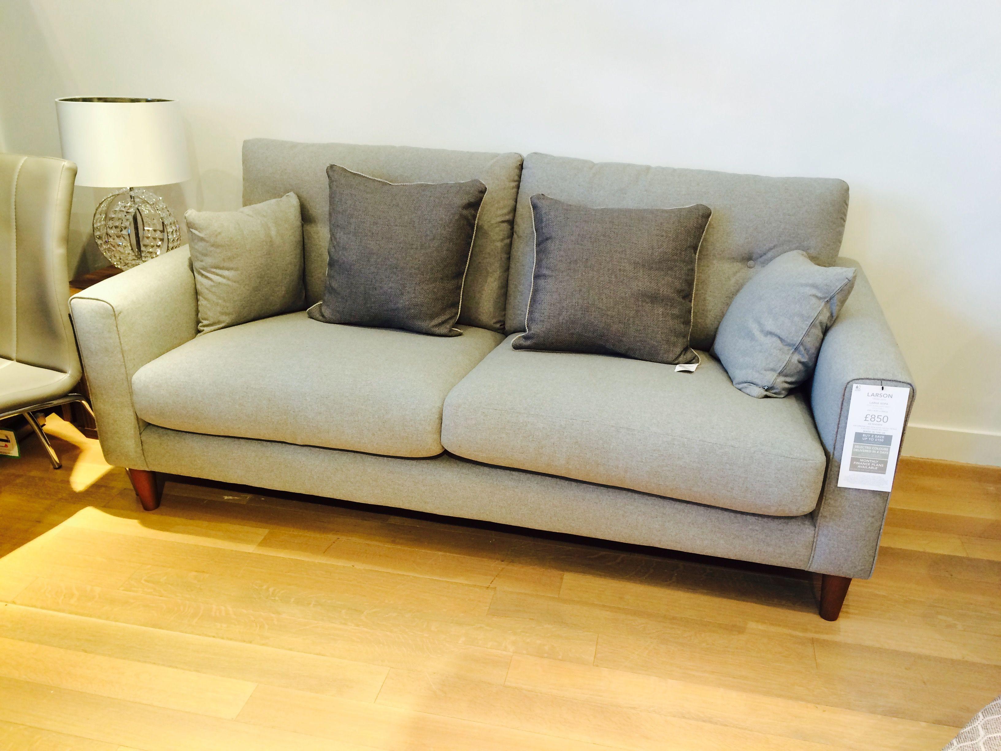 Next Larson large sofa The living room Pinterest
