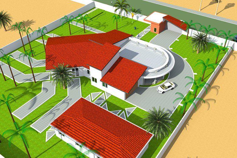 Projet de construction du0027une maison a Begdo au Burkina Faso - modele de construction maison