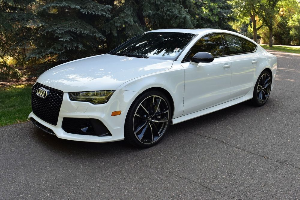 For Sale 2018 Audi Rs7 Rocket Ship Performance All The Options Low Low Miles Tons Of Fun For 4 Vehicle Warranty Audi Rs7 Audi Rs